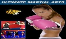 $20 for a 30 Class Pass for Kickboxing, Muay Thai, MMA and More at Ultimate Martial Arts ($ 300 Value)