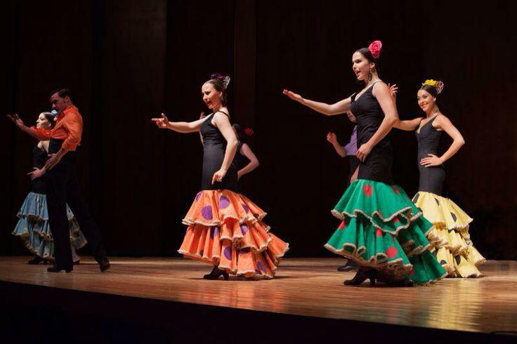 'La mar de flamenco' es el espéctaculo de la joven compañía Danza Mediterráneo. #flamenco #Valencia #Homocultum