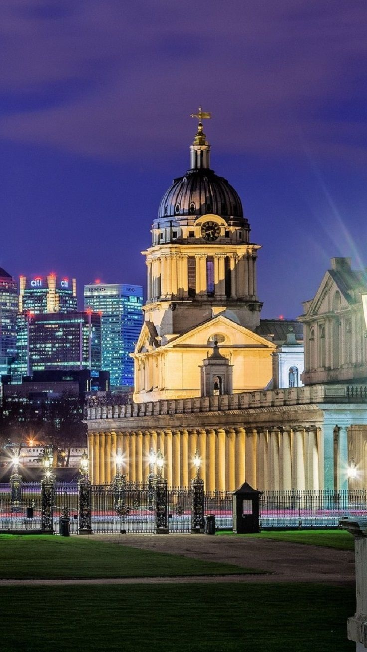 Old Royal Naval College, London ....♥♥....