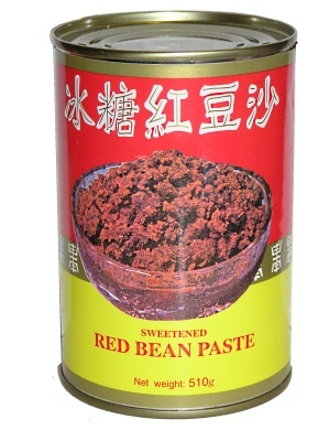 Sweetened Red Bean Paste Wu Chung Red Bean Paste Red