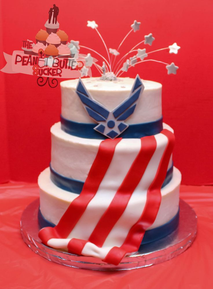 394 best military themed cakes images on pinterest cake for Air force cakes decoration