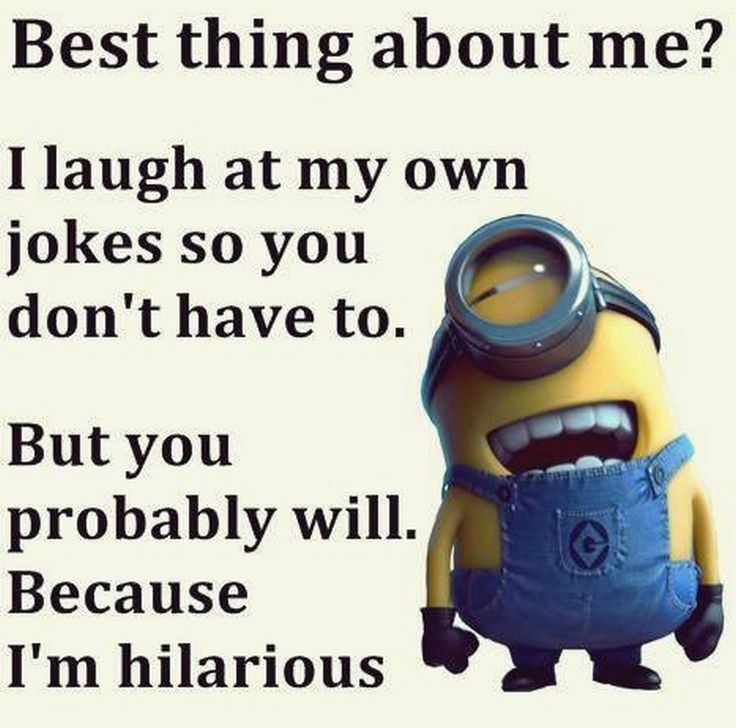 Humorous Minions pics with quotes (02:25:26 PM, Wednesday 02, December 2015 PST) – 10 pics