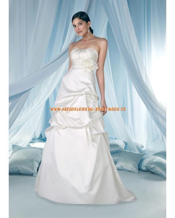 110 best Brautkleider günstig images on Pinterest | Wedding frocks ...