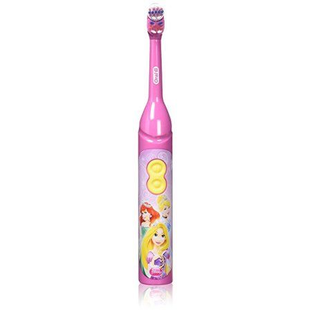 Oral B Stages Disney Battery Power Toothbrush, Princess, Pink