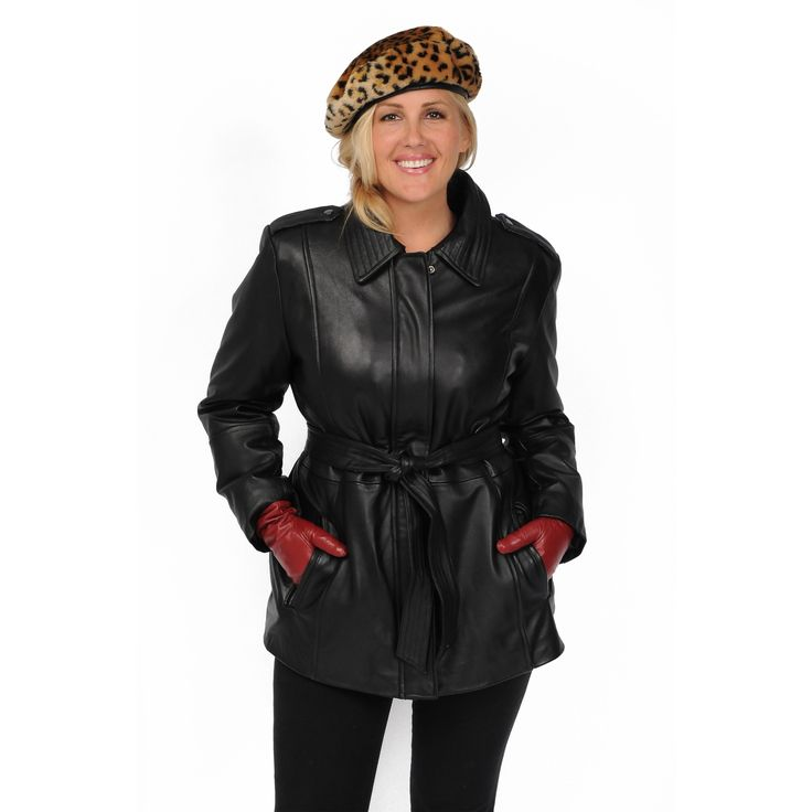 Excelled Women's Plus Size Hipster Jacket