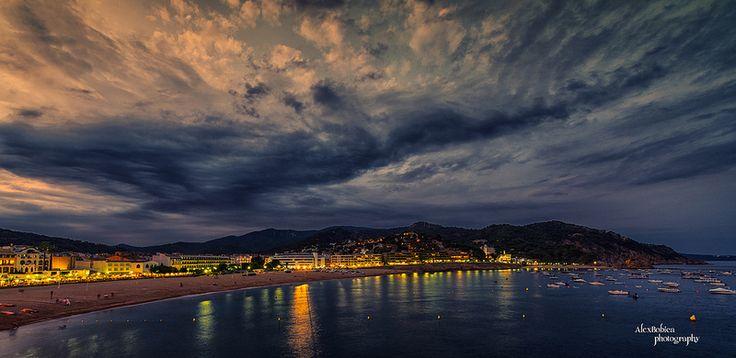 At Tossa de Mar, Spain - #AlexBobicaPhotography, #Spain, #TossaDeMar