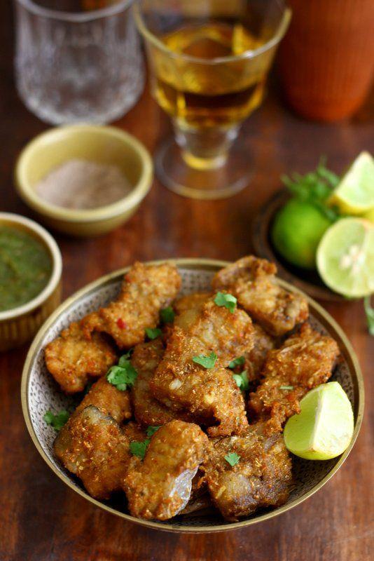 Amritsari Fish Fry Recipe is a crisp, golden, deep fried fish preparation from Punjab. The land of Dal Makhani and Tandoori Chicken has a fondness for fried fish as well, Amritsari Fish Fry is the not so secret Punjabi style deep fried fish recipe. funfoodfrolic.com