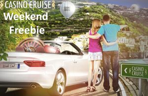 Head into the Weekend with a Special Offer at #CasinoCruise  Play at Casino Cruise during the week, make a deposit into your account and then check inbox on Thursday to find out the size of your Weekend Freebie rewards.  https://www.onlinecasinosonline.co.za/head-into-the-weekend-with-a-special-offer-at-casino-cruise.html