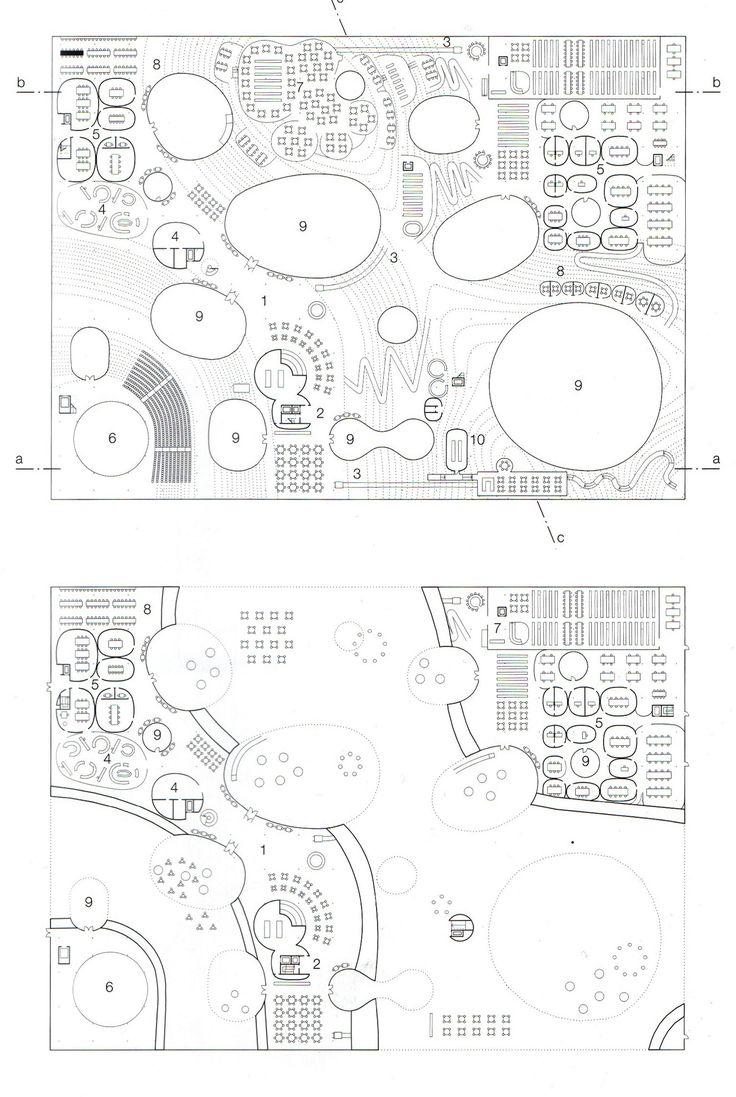 Sanaa Rolex Plans, http://shiftoperations.net/thesis/wp-content/uploads/SANAA-Rolex-Plans.jpeg