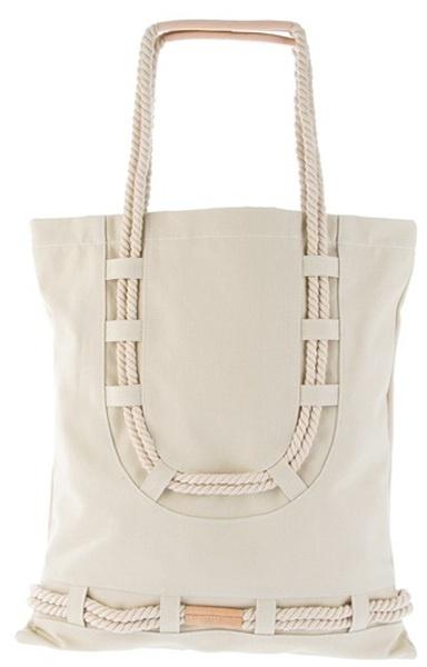 Henrik Vibskov River Shopping Bag in Beige for Men | Lyst