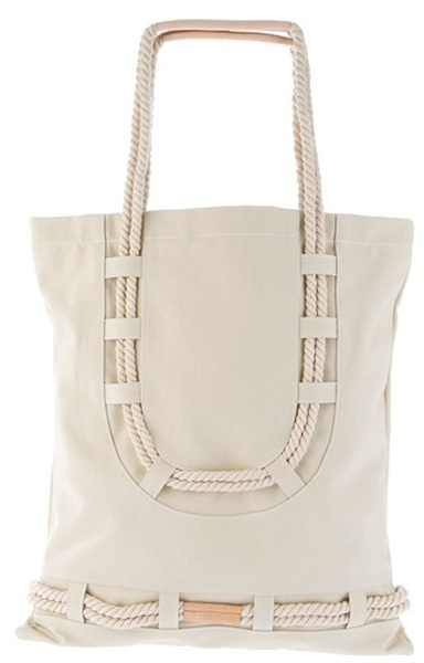 "River Shopping Bag by Henrik Vibskov *I'd like to do a DIY""."