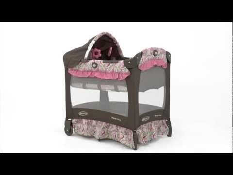 Gracos Travel Lite Crib LX CribCrib BeddingBassinetBaby CribsBaby CribToddler Bed