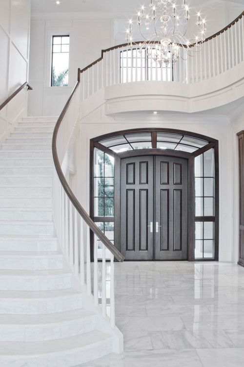 Foyer Stairs Jobs : Best ideas about traditional staircase on pinterest