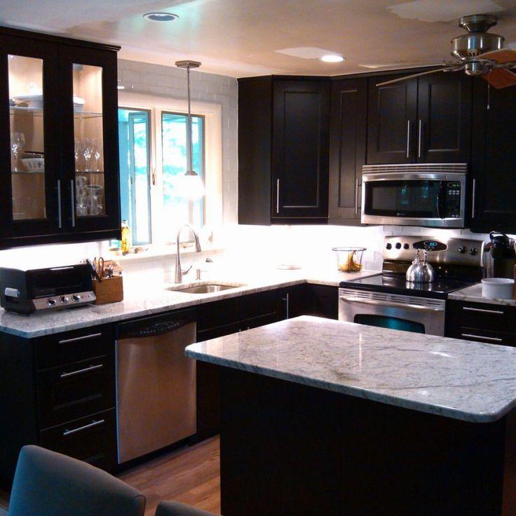 51 Best Kitchen Color Samples Images On Pinterest: Best 25+ Cabinet Stain Ideas On Pinterest