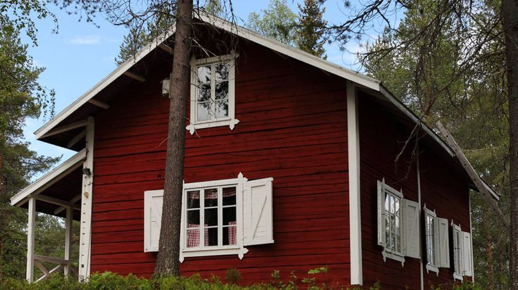 Forestry Museum of Lapland -Rovaniemi, Lapland, Finland
