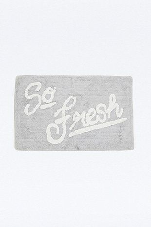 So Fresh Bath Mat - Urban Outfitters