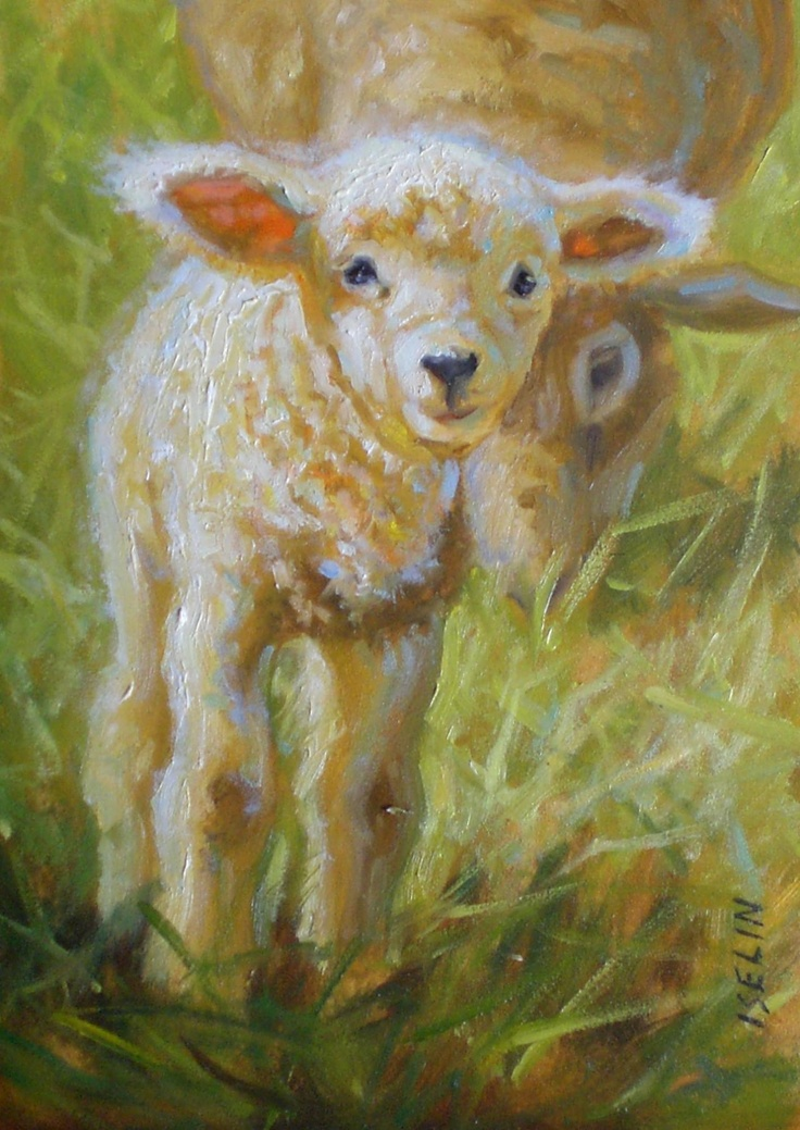 First Pasture Mary Iselin