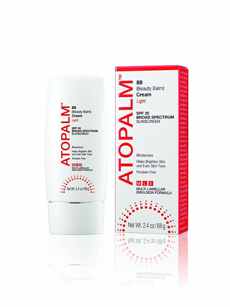 Atopalm BB Beauty Balm Cream-Light, 2.4 Ounce >>> Find out more about the great product at the image link.