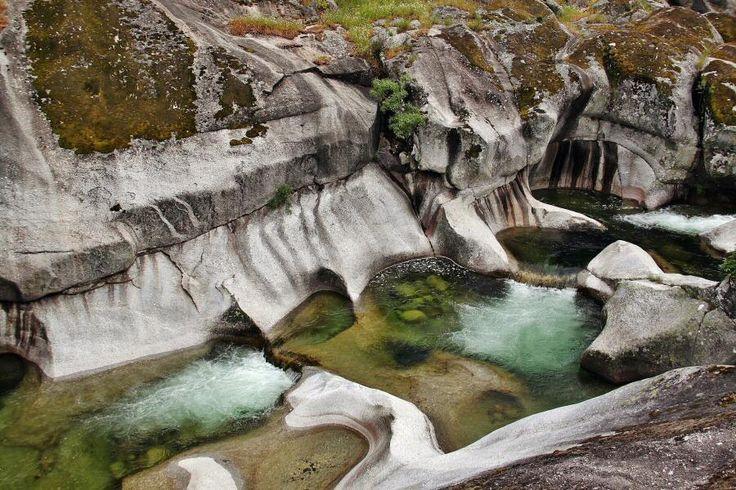 Reserva Natural Garganta de los Infiernos. Con Guías Viajar.