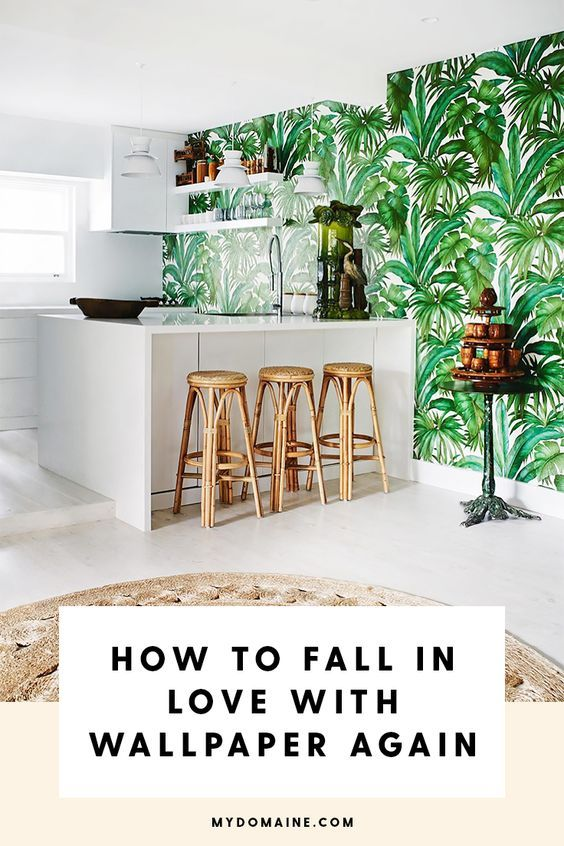 Major wall crush alert: Check out 12 fresh accent wall ideas that give us serious design envy.
