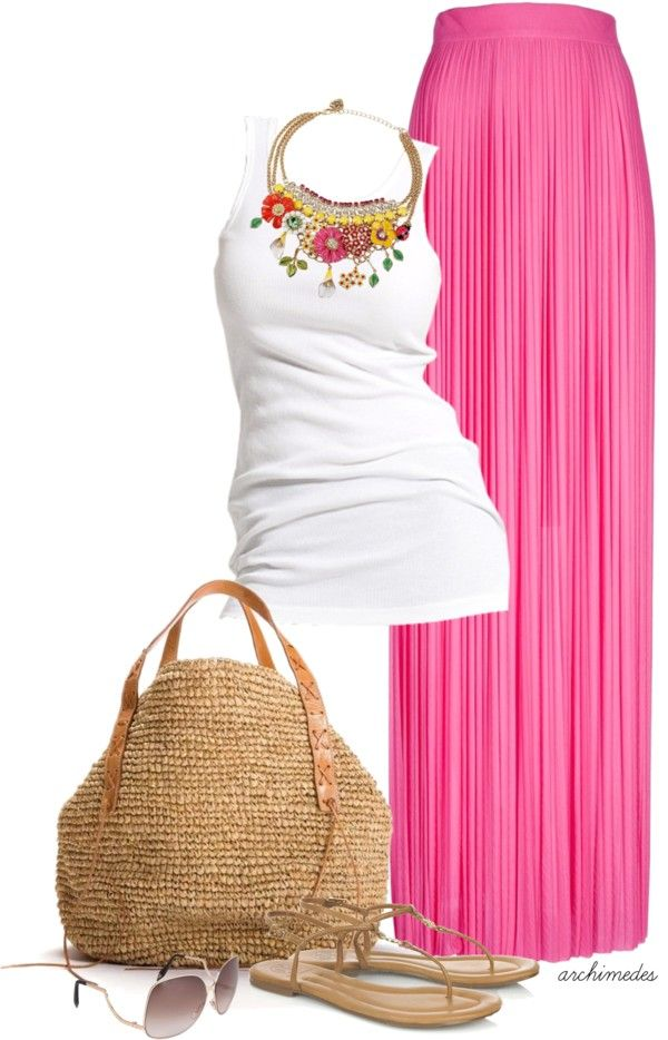 """Summer Fun"" by archimedes16 on Polyvore"