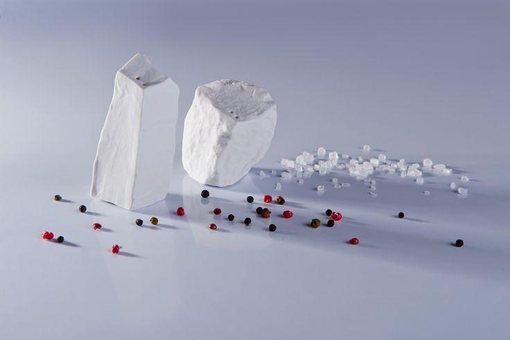 Kamienie - Rock&Salt - Ćmielów Design Studio - PolishDesignNow.com