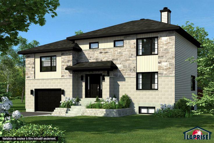 23 best maison plans images on pinterest house for Maison eplans