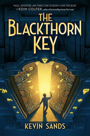 95 best kats picks for middle graders images on pinterest book the blackthorn key by sands kevin september hardcover fandeluxe Image collections
