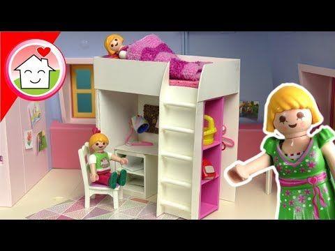 DIY IKEA Chambre d´enfants pour Lisa - Playmobil famille Hauser ...