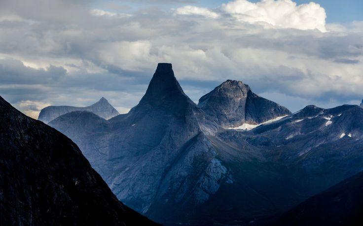 Stetind, Norway