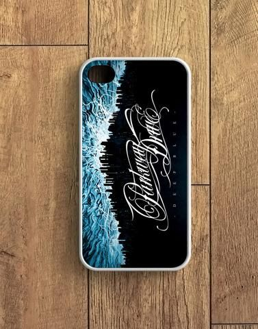 Parkway Drive Deep Blue Cover iPhone 4 | 4S Case