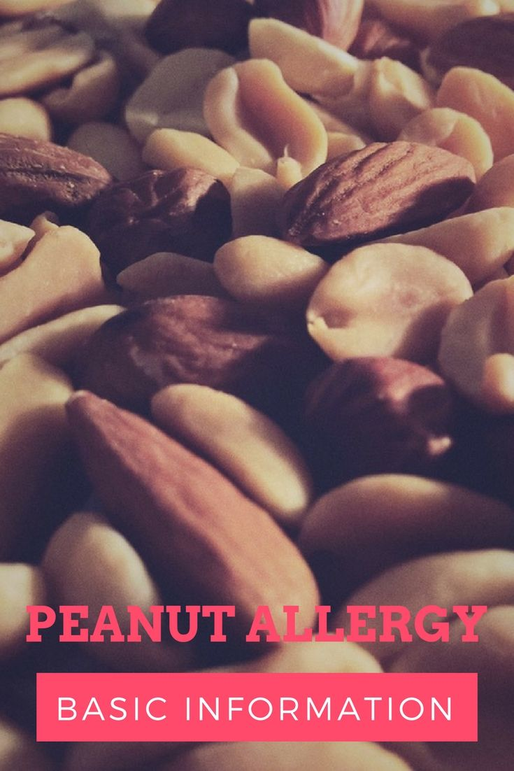 Symptoms of peanut allergy may range from mild to severe. #PeanutAllergy #PeanutAllergySymptoms #PeanutAllergyCure