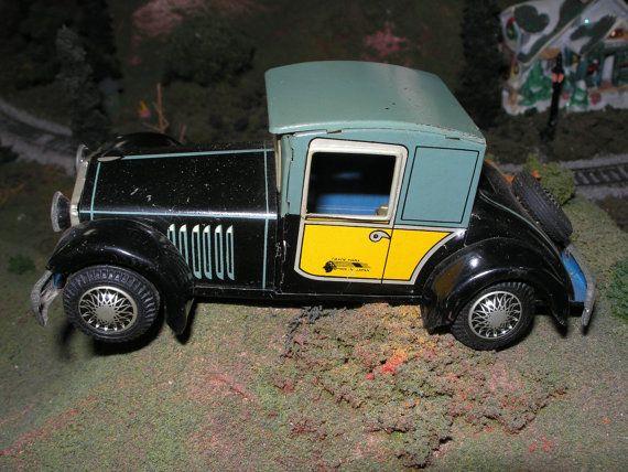 Rare Ichimura Friction Motor Car by MacKenziesCottage on Etsy, $34.99
