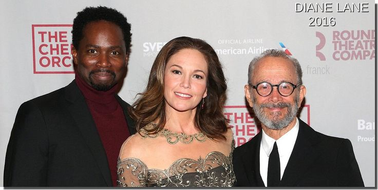 DIANE LANE..2016 | The Cherry Orchard' Broadway , Diane Lane, Harold Perrineau, Joel Grey
