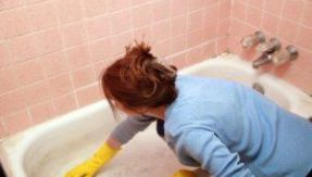 Hacer Limpiador de Bañeras