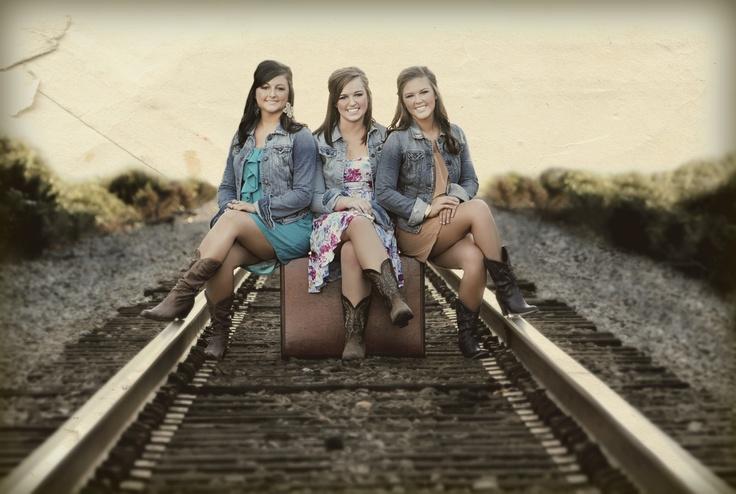 Three Beautiful Sisters!