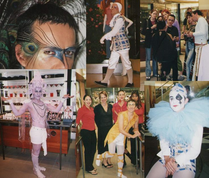 Other costumes I made and worn to MAC events.
