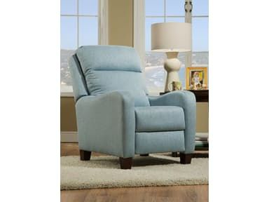 Stacy Furniture. Southern Motion Living Room Hi Leg Recliner 1643