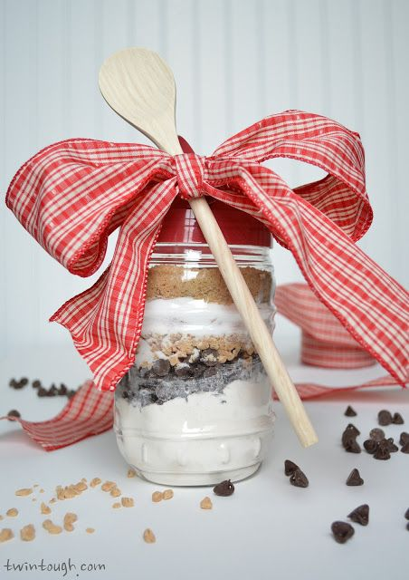 Cookie-in-a-Jar: the Perfect Gift!