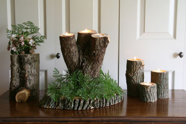 Best images about branch centerpieces on pinterest