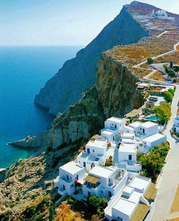 Folegandros island, Greece.
