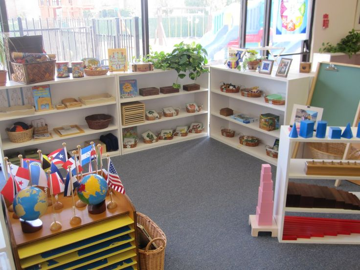 Classroom Decoration Ideas For Montessori ~ Best images about beautiful classroom design and decor