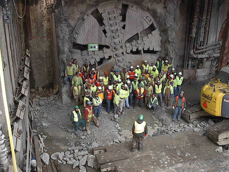 Pin by Joseph Laquatra on Laborers local 1058 Tunnel