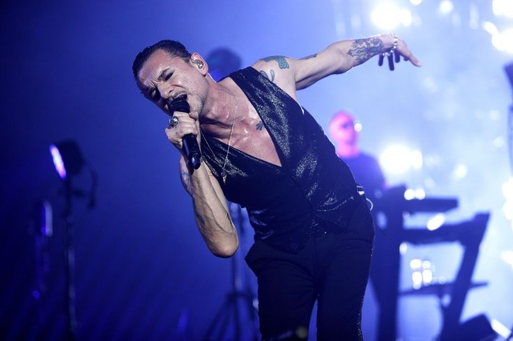 Depeche Mode at the O2 Arena in London