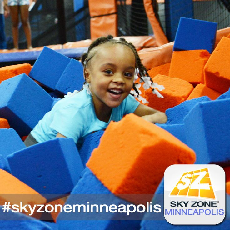 Make memories in the foam zone today! #skyzoneminneapolis #skyzone #minneapolis #minnesota #igers #bounce #kids #teenagers #trampoline #love #instagood #me #cute #picoftheday #play #fitness #health #foampit #exercise #openjump  #gymnastics #jumphigh #tumbling #workout #fit #fitness #trampoline #birthdayparty 13310 Industrial Park Blvd. Suite 160 Plymouth, MN 55441 (763)-331-3511