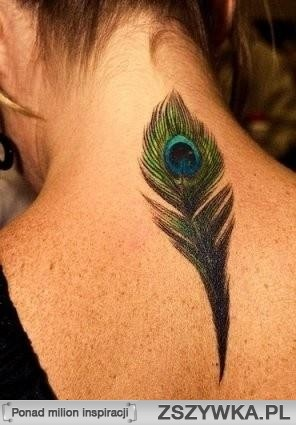 pawie pióro: Peacock Tattoo, Style Stylish, Tattoo Style, Pawi Peacock