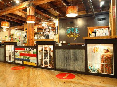 Spice Village - Waco. Spice Village - Waco Spice Village houses over 70 individually owned home decor, clothing and gift shops under one spacious roof.