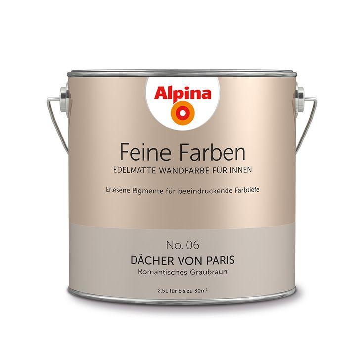 9 besten No 06 DÄCHER VON PARIS Bilder auf Pinterest Feine - farben wohnzimmer braun beige