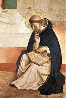 Saint Dominic, painted by Blessed Fra Angelico