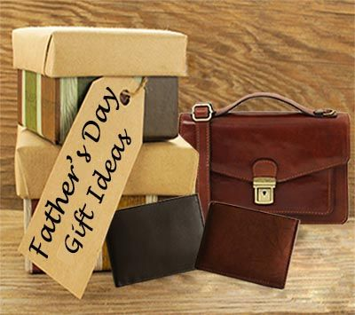 Check out Lizandez for some beautiful leather Father's Day gift Ideas You can have laser engraving added to selected products to include a name or initials to make that Father's day gift just that much more special.